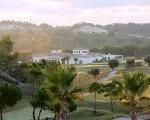 Club house at Las Colinas Golf & Country Club